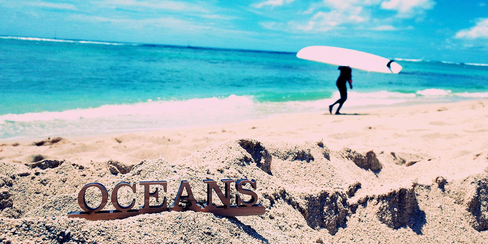 横浜の美容室 OCEANS